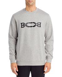 Bally Logo Sweatshirt - Gray