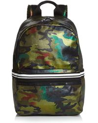 LeSportsac Jasper Metallic Camo Backpack - Green