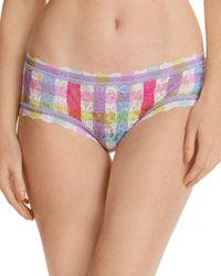 Hanky Panky Cheery Check Girlkini - Multicolour