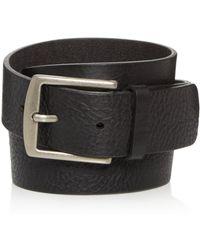 Frye - Men's Weston Leather Belt - Lyst