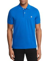 Brooks Brothers - Knit Slim Fit Polo Shirt - Lyst