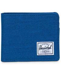 Herschel Supply Co. Roy Bi - Fold Wallet - Blue