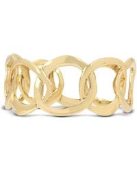 Robert Lee Morris - Sculptural Link Bangle Bracelet - Lyst