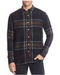 Joe's Jeans - Piper Herringbone Button-down Shirt - Lyst