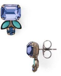 Sorrelli - Zinnia Earrings - Lyst