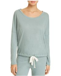 Eberjey - Heather Slouchy Tee - Lyst