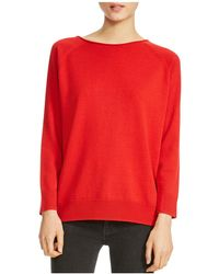 Maje - Macademia Chain-back Sweater - Lyst