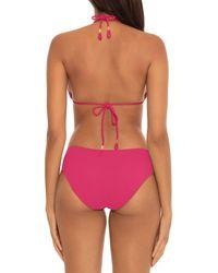 Becca Farah Reversible Hipster Bikini Bottom - Multicolour