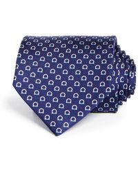Ferragamo - Gancini Classic Tie - Lyst