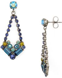 Sorrelli - Post Earrings - Lyst