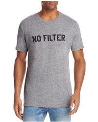 Sub_Urban Riot - No Filter Crewneck Short Sleeve Tee - Lyst