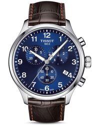 Tissot - Chrono Xl Chronograph Dial Watch - Lyst