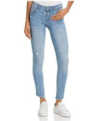 DL1961 - Florence Instasculpt Skinny Jeans In Rowland - Lyst