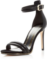 Kenneth Cole | Brooke Ankle Strap High Heel Sandals | Lyst