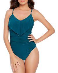 Magicsuit - Solid Isabel One Piece Swimsuit - Lyst