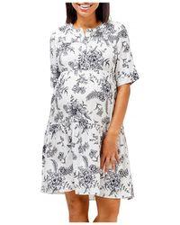 Nom Maternity Valeria Dress - Multicolour