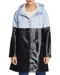 Stutterheim Mosebacke Color - Block Raincoat