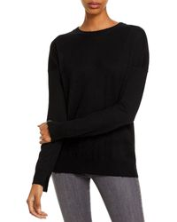 Zadig & Voltaire Cici Raw Hem Pullover (69% Off) ? Comparable Value $198 - Black