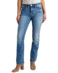 Jag Jeans Eloise Bootcut Jeans In Seattle Blue