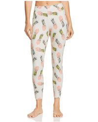 Hue - Simply Stretch Pineapple Skimmer Leggings - Lyst
