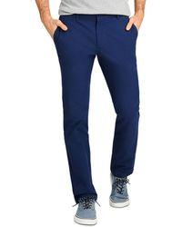 Vineyard Vines Performance Slim Trousers - Blue