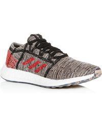 adidas - Men's Pureboost Go Knit Trainer Sneakers - Lyst