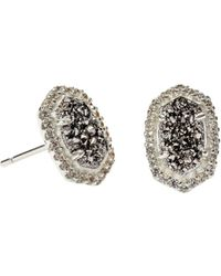 Kendra Scott - Cade Stud Earrings - Lyst