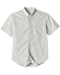Billy Reid Tuscumbia Shirt - White