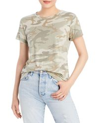 Rails The Fitted Camo Tee - Multicolour