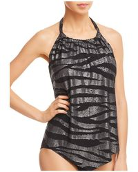 Magicsuit - Shine On Nicole Tankini Top - Lyst