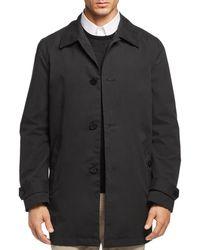 Cole Haan Trench Coat - Black