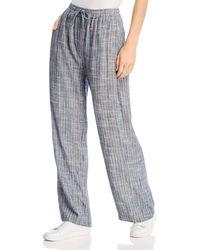 Splendid Mead Wide - Leg Pants - Blue