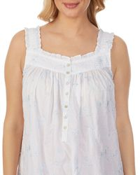 Eileen West Short Nightgown - Multicolor