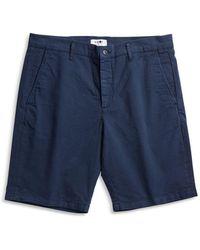 NN07 Crown Shorts - Blue