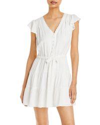 PAIGE Rosalee Dress - White