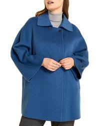Marina Rinaldi Natalia Short Coat - Blue