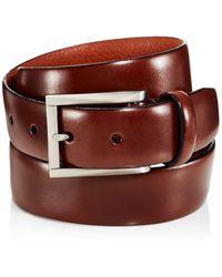 Trafalgar - Men's Marco Leather Belt - Lyst
