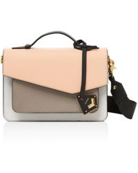 Botkier - Cobble Hill Color-block Leather Crossbody - Lyst