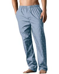 Polo Ralph Lauren - Logo - Print Pajama Pants - Lyst
