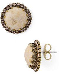 Sorrelli Ballota Stud Earrings - Multicolour