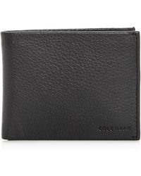 Cole Haan - Matthews Leather Bi-fold Wallet - Lyst