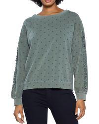 Billy T Fav Star Print Sweatshirt - Multicolour