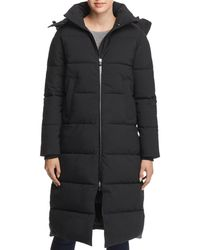 Save The Duck - Packable Maxi Puffer Coat - Lyst