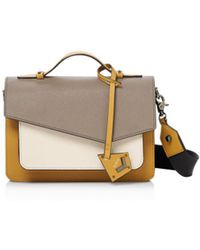 Botkier - Cobble Hill Color Block Leather Crossbody - Lyst