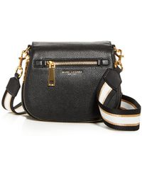 Marc Jacobs - Small Nomad Leather Crossbody - Lyst