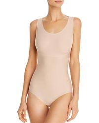 Spanx Thinstincts Bodysuit - Natural