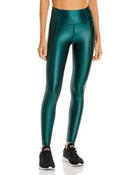 Heroine Sport Hampton Metallic Leggings - Green