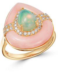 Bloomingdale's Opal - Multicolour