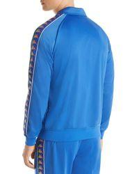 Kappa 222 Banda Carambie Jacket - Blue