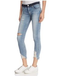 Hudson Jeans - Nico Super Skinny Jeans In Game Changer - Lyst